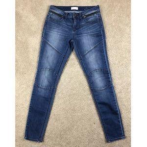 Greywire Skinny Grammercy Jeans Fadded Denim Blue